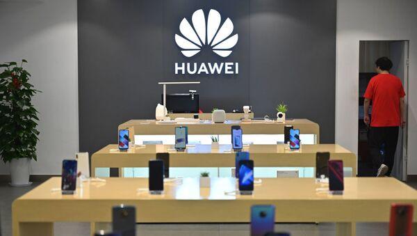 Huawei  - Sputnik Ελλάδα