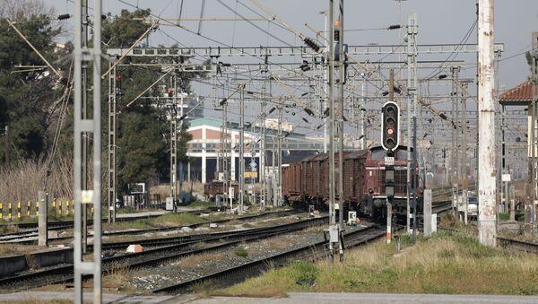 Απεργία σε τρένα και προαστιακό - Sputnik Ελλάδα