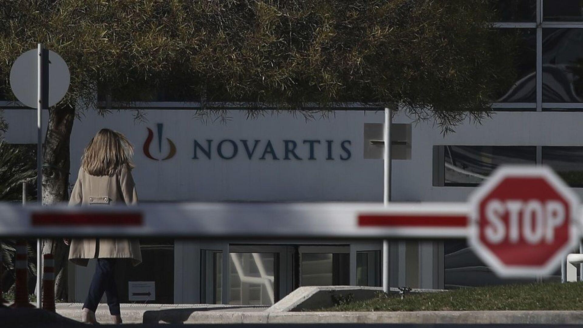 Τα γραφεία της Novartis στην Αθήνα - Sputnik Ελλάδα, 1920, 07.09.2021