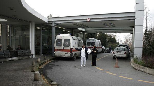Νοσοκομείο ΑΧΕΠΑ - Sputnik Ελλάδα