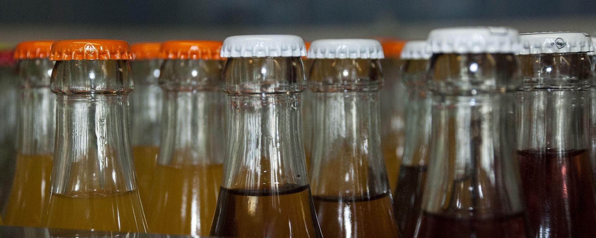 Μπουκάλια με αναψυκτικό - Sputnik Ελλάδα, 1920, 05.10.2021