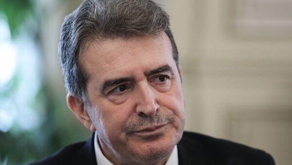 Μιχάλης Χρυσοχοΐδης - Sputnik Ελλάδα