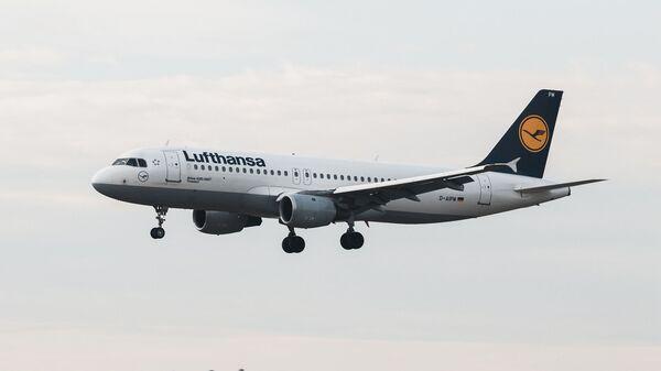 Αεροπλάνο της Lufthansa - Sputnik Ελλάδα