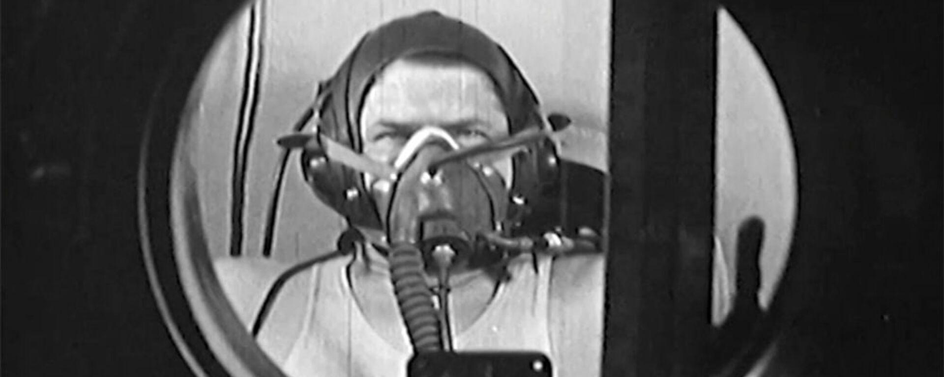 Η επιλογή και η σκληρή εκπαίδευση των κοσμοναυτών για την πρώτη επανδρωμένη πτήση στο διάστημα - Sputnik Ελλάδα, 1920, 08.03.2020