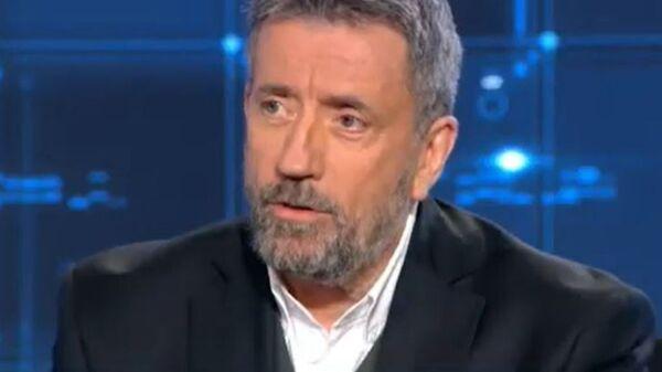 Ο Σπύρος Παπαδόπουλος στην εκπομπή «Ενώπιος Ενωπίω» (ΑΝΤ1), 9 Μαρτίου 2020 - Sputnik Ελλάδα