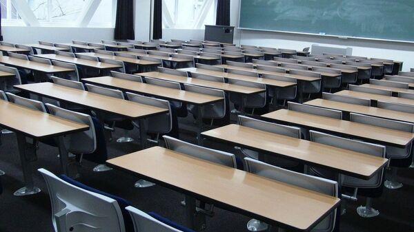 Άδεια σχολική τάξη - Sputnik Ελλάδα