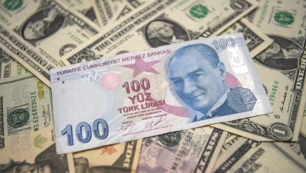 Δολάριο - τουρκική λίρα - Sputnik Ελλάδα