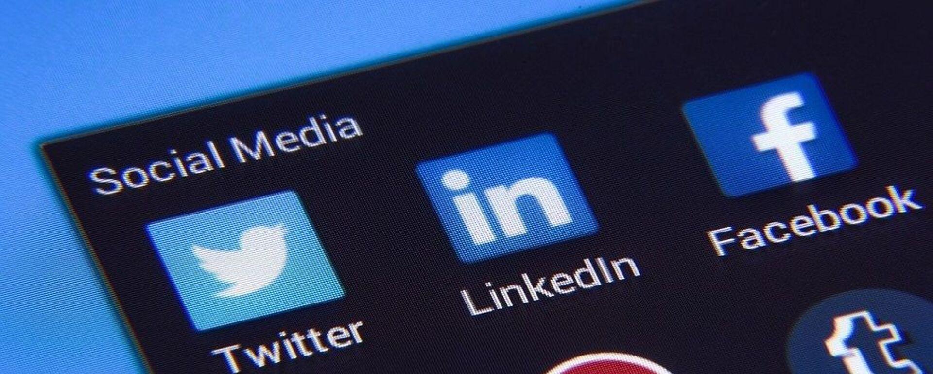 Social Media - Sputnik Ελλάδα, 1920, 02.10.2021