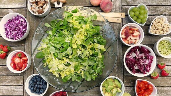Φρούτα και λαχανικά - Sputnik Ελλάδα