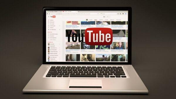Το λογότυπο του YouTube - Sputnik Ελλάδα