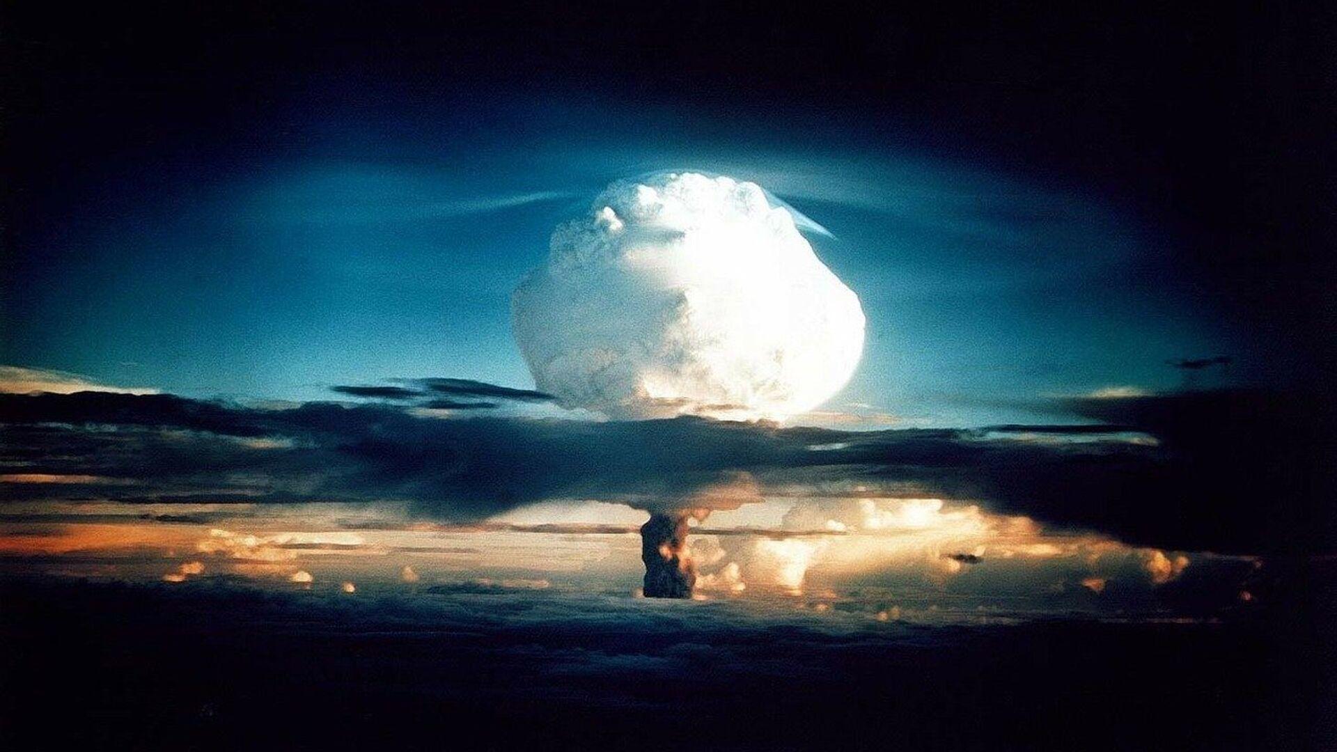 Έκρηξη βόμβας υδρογόνου - Sputnik Ελλάδα, 1920, 09.10.2021