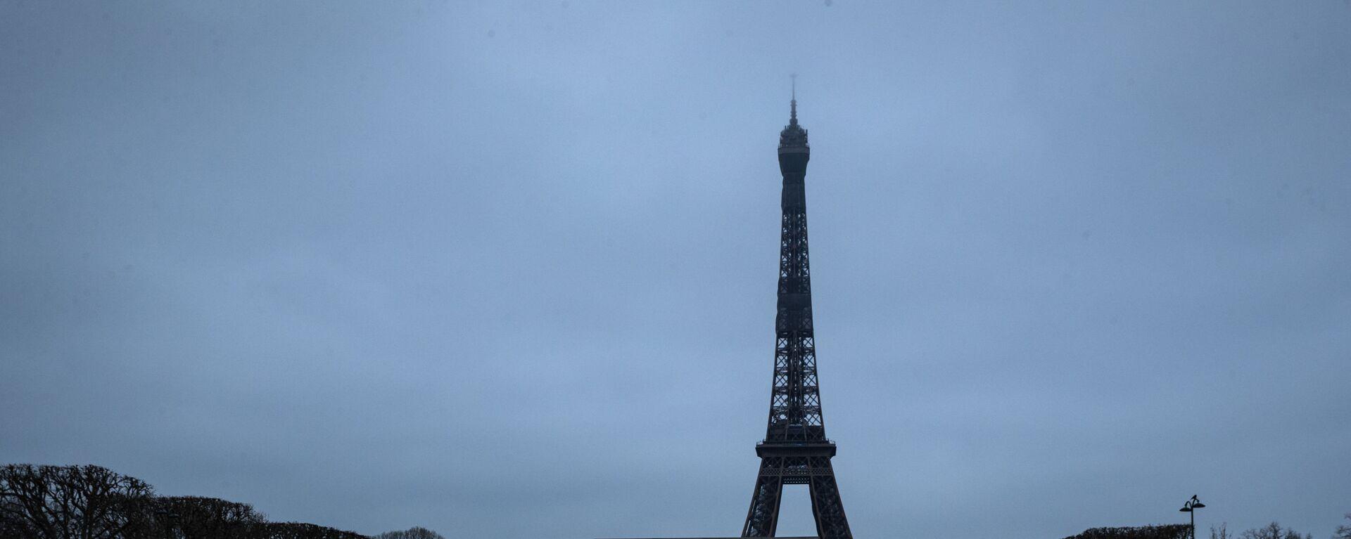 Κορονοϊός στο Παρίσι - Sputnik Ελλάδα, 1920, 17.09.2021