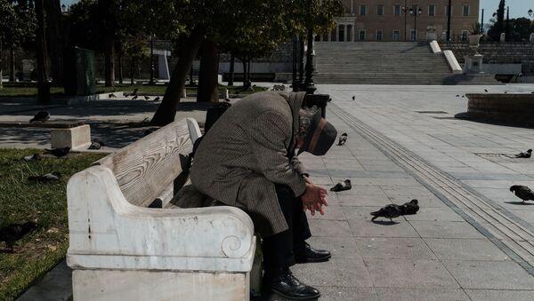 Έκτακτα μέτρα για τον κορονοϊό στην Αθήνα - Sputnik Ελλάδα