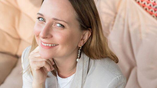 Κορίνα Βρούσια, μπλόγκερ και σχεδιάστρια κοσμημάτων - Sputnik Ελλάδα