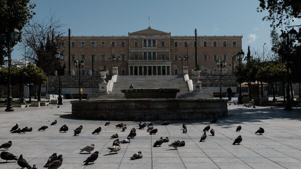 Η Βουλή - Sputnik Ελλάδα