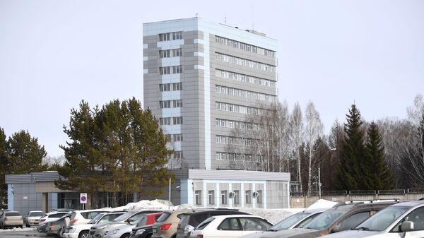 Το Κέντρο Ιολογίας και Βιοτεχνολογίας Vector στο Νοβοσιμπίρσκ - Sputnik Ελλάδα