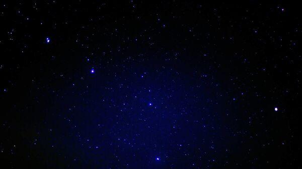 Νυχτερινός ουρανός με αστέρια - Sputnik Ελλάδα