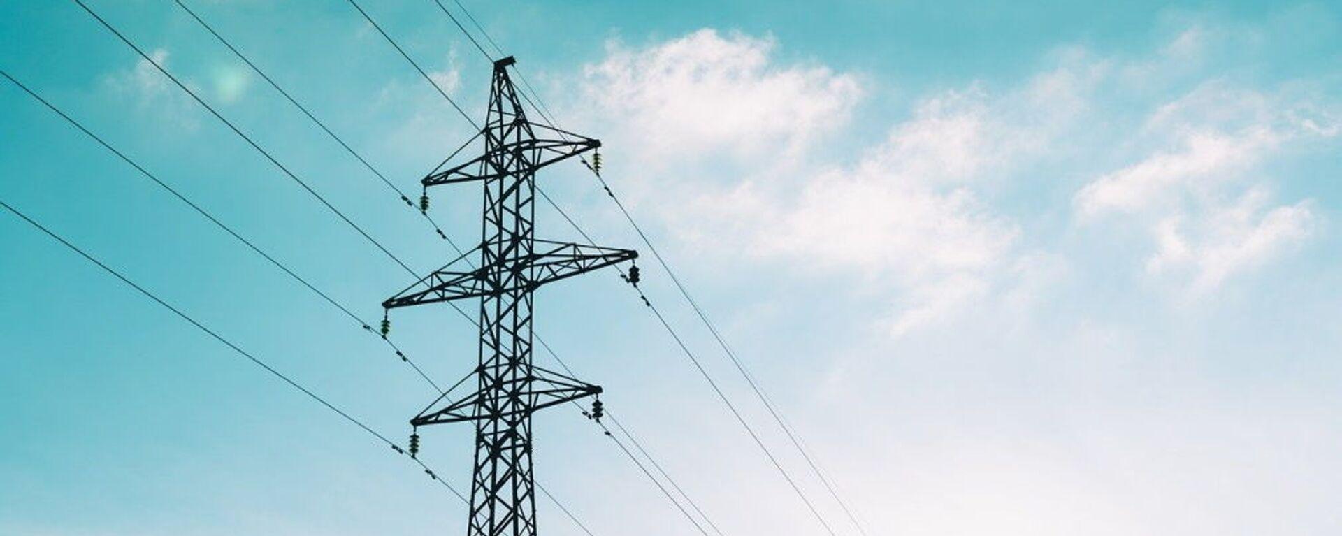 Πυλώνας ηλεκτρικού ρεύματος - Sputnik Ελλάδα, 1920, 08.10.2021
