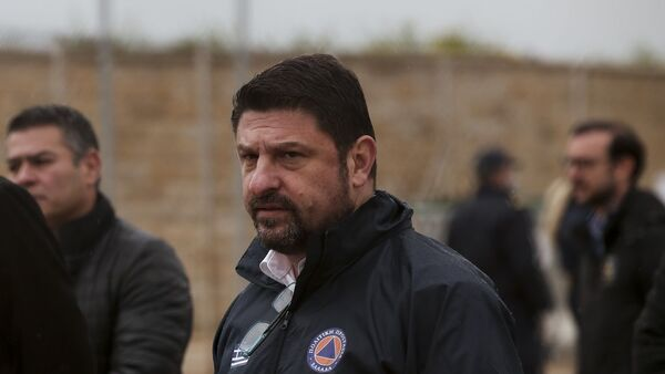 Ο Νίκος Χαρδαλιάς - Sputnik Ελλάδα