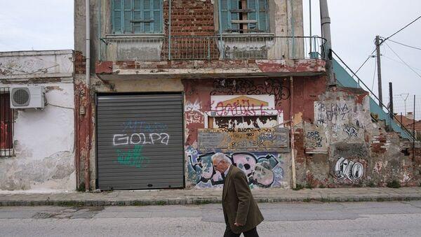 Απαγόρευση κυκλοφορίας στη Θεσσαλονίκη - Sputnik Ελλάδα