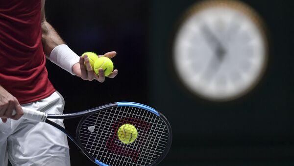 Φάση από το Ντέιβις Καπ του τένις το 2019 - Sputnik Ελλάδα