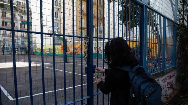 Σχολείο στη Θεσσαλονίκη - Sputnik Ελλάδα