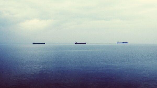Τάνκερ στον ωκεανό - Sputnik Ελλάδα