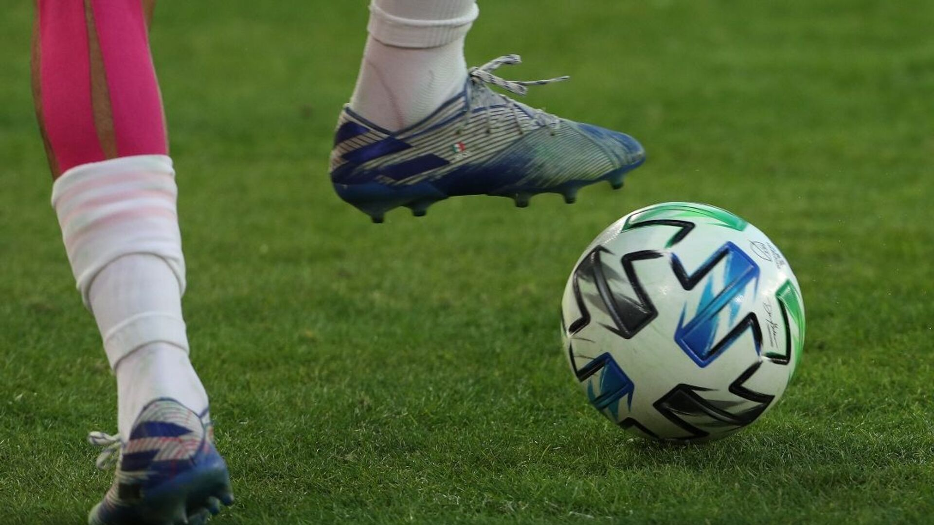 Μπάλα ποδοσφαίρου - Sputnik Ελλάδα, 1920, 05.10.2021