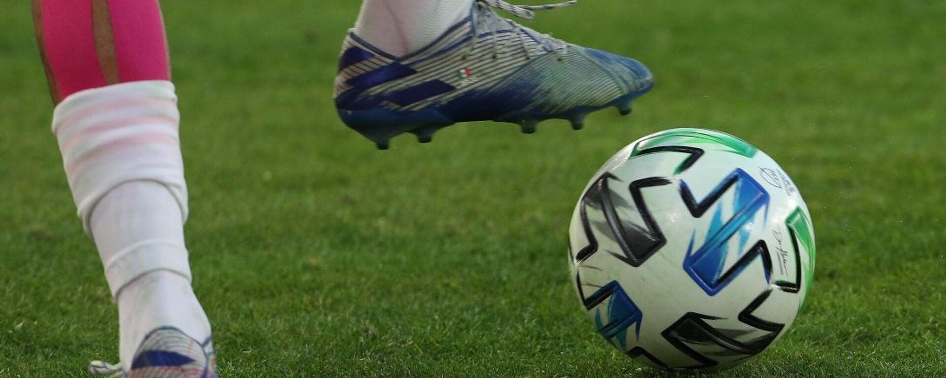 Μπάλα ποδοσφαίρου - Sputnik Ελλάδα, 1920, 07.07.2021