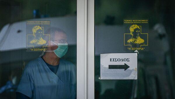 Το νοσοκομείο Σωτηρία. - Sputnik Ελλάδα