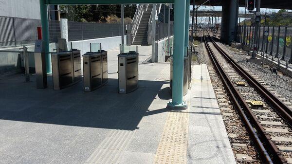 Σταθμός προαστιακού τρένου - Sputnik Ελλάδα