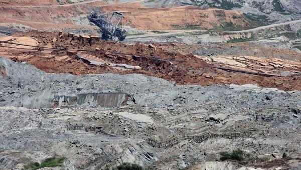 Ορυχεία λιγνίτη στο Αμύνταιο - Sputnik Ελλάδα