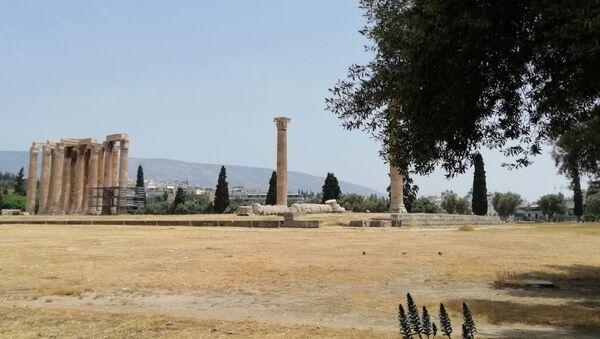 Ναός Ολυμπίου Διός - Sputnik Ελλάδα