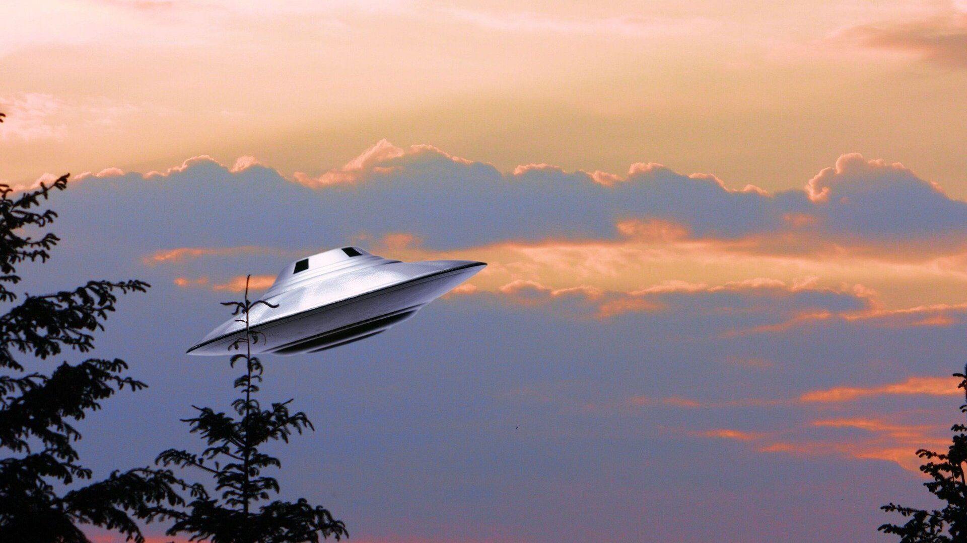 Καλλιτεχνική αναπαράσταση εξωγήινου σκάφους UFO - Sputnik Ελλάδα, 1920, 06.09.2021