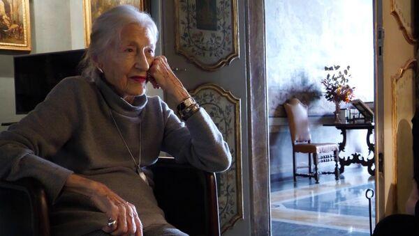 Άννα Βούλγαρη, η κληρονόμος του οίκου Bvlgari - Sputnik Ελλάδα