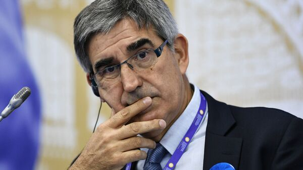 O CEO της Euroleague, Τζόρντι Μπερτομέου - Sputnik Ελλάδα