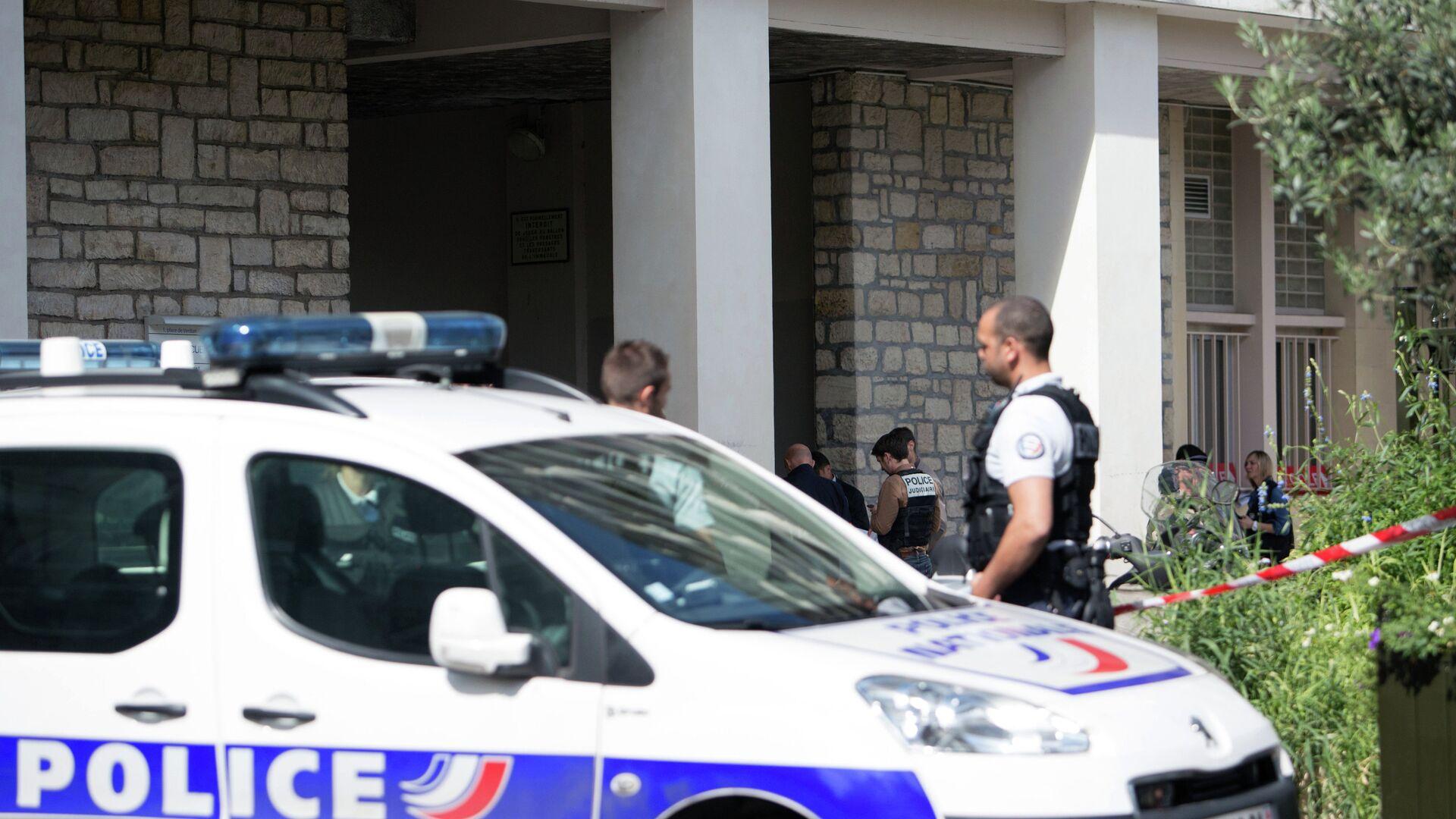 Γαλλική αστυνομία - Sputnik Ελλάδα, 1920, 19.08.2021