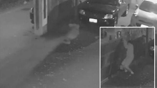 Πόρτα γκαράζ πλακώνει άντρα στην Ταϊλάνδη - Sputnik Ελλάδα