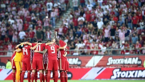Ολυμπιακός - Μπέρνλι 3-1 - Sputnik Ελλάδα