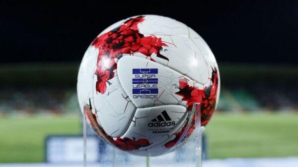 Η μπάλα της Super League - Sputnik Ελλάδα