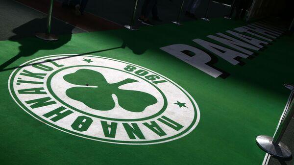 Το σήμα του ποδοσφαιρικού Παναθηναϊκού - Sputnik Ελλάδα