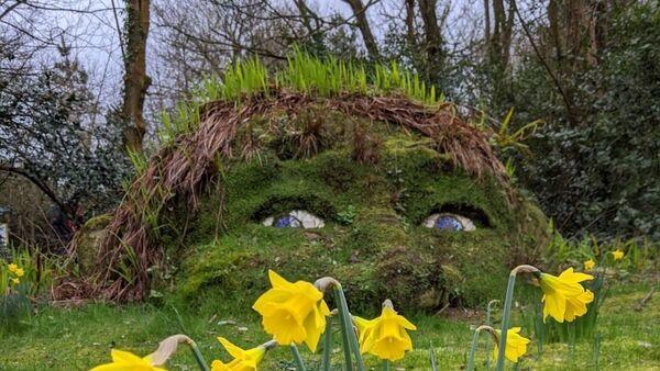 Χαμένοι Κήποι του Χέλιγκαν, Βρετανία: υπαίθριο έργο τέχνης - Sputnik Ελλάδα