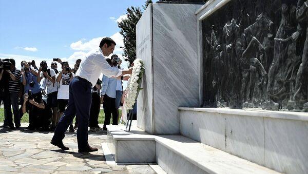 Επίσκεψη του Αλέξη Τσίπρα στο Κιλελέρ - Sputnik Ελλάδα