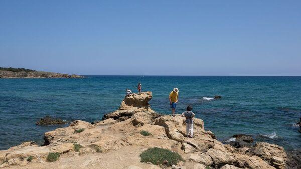 Παραλία στα Χανιά - Sputnik Ελλάδα