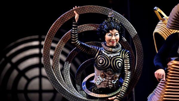 Από παράσταση του Cirque Du Soleil - Sputnik Ελλάδα