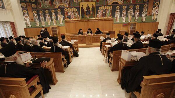 Ιερά Σύνοδος της Εκκλησίας της Ελλάδος - Sputnik Ελλάδα