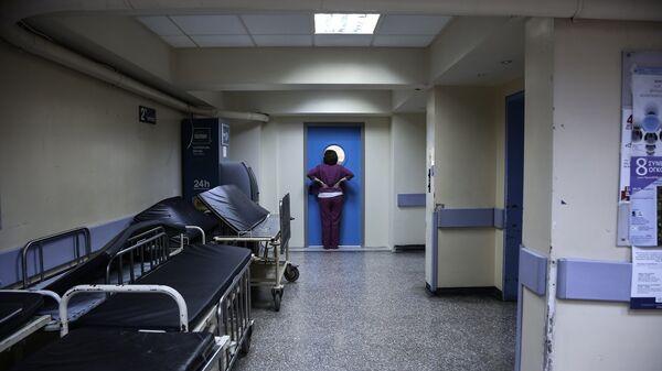 Νοσοκομείο - Sputnik Ελλάδα
