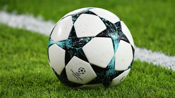 Η επίσημη μπάλα του UEFA Champions League - Sputnik Ελλάδα