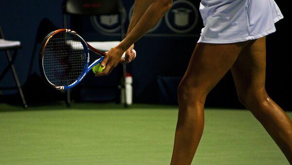Παίκτρια του τένις - Sputnik Ελλάδα