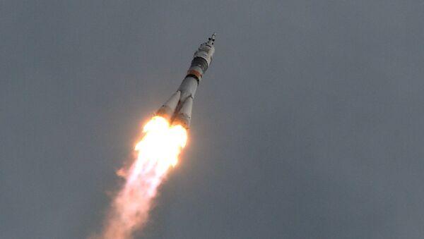 Εκτόξευση του Soyuz TMA-18M - Sputnik Ελλάδα